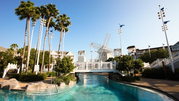 Disney's Beach Club Pool