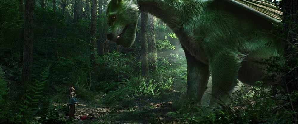 Official Trailer for Pete's Dragon
