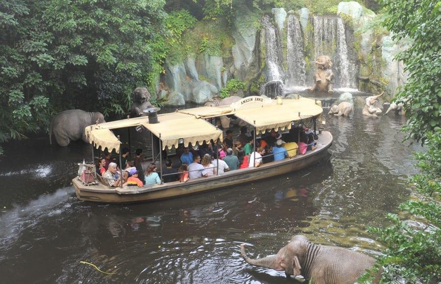 Jungle Cruise Removes Alligator Joke