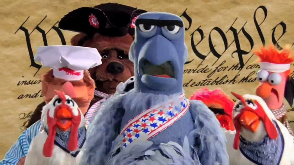 The Muppets are Coming to Liberty Square in Magic Kingdom