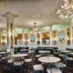 plaza restaurant to add walk-ups