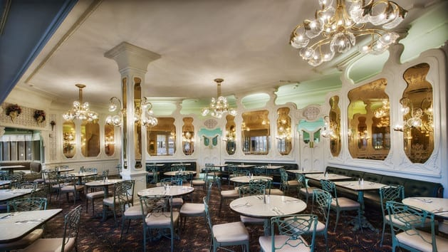 Plaza Restaurant in Magic Kingdom Stops Serving Breakfast