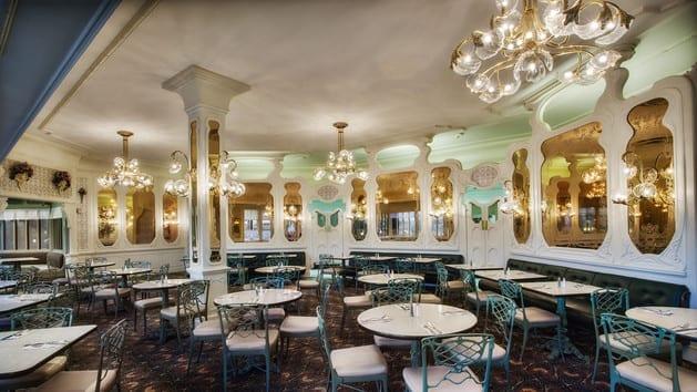 Plaza Restaurant in Magic Kingdom Stops Serving Breakfast