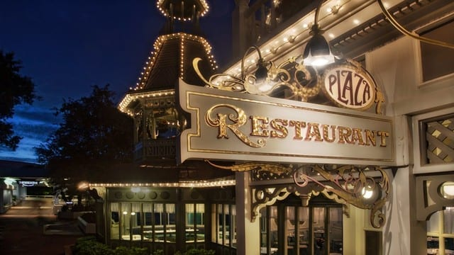 The Plaza Restaurant in Disney's Magic Kingdom Now Serving Alcohol