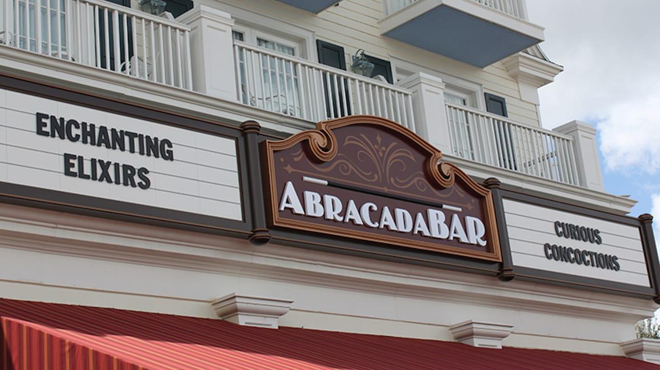 First Look inside AbracadaBar