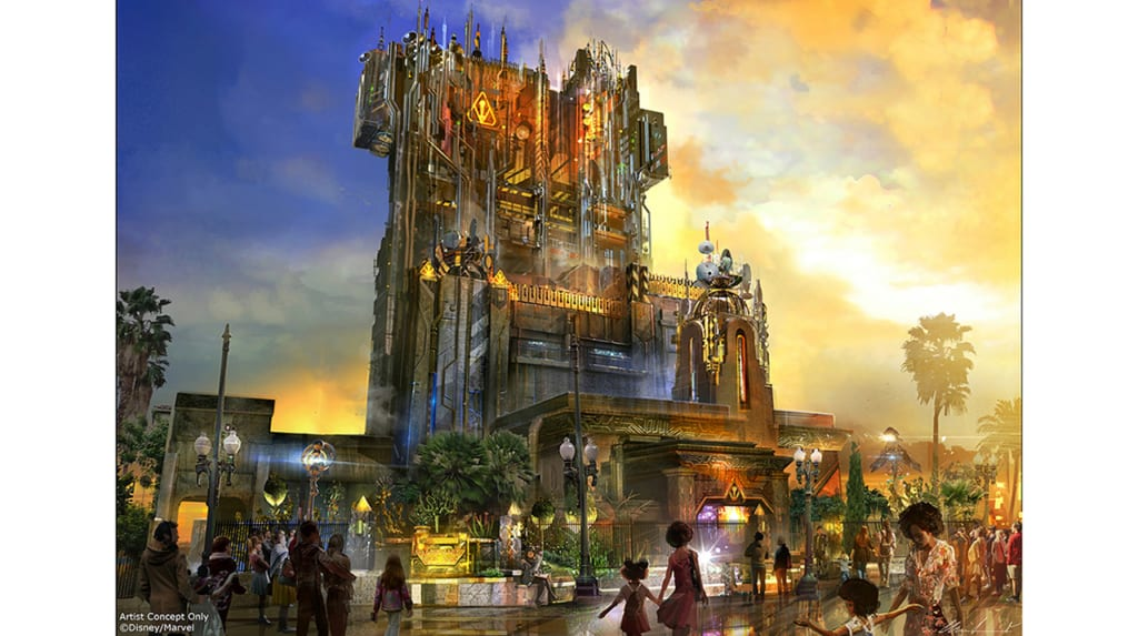 Guardians of the Galaxy Coming to California Adventure