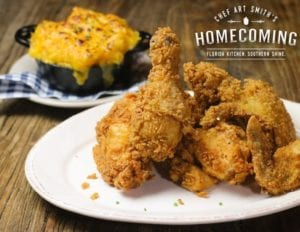 Homecoming Florida Kitchen fried chicken