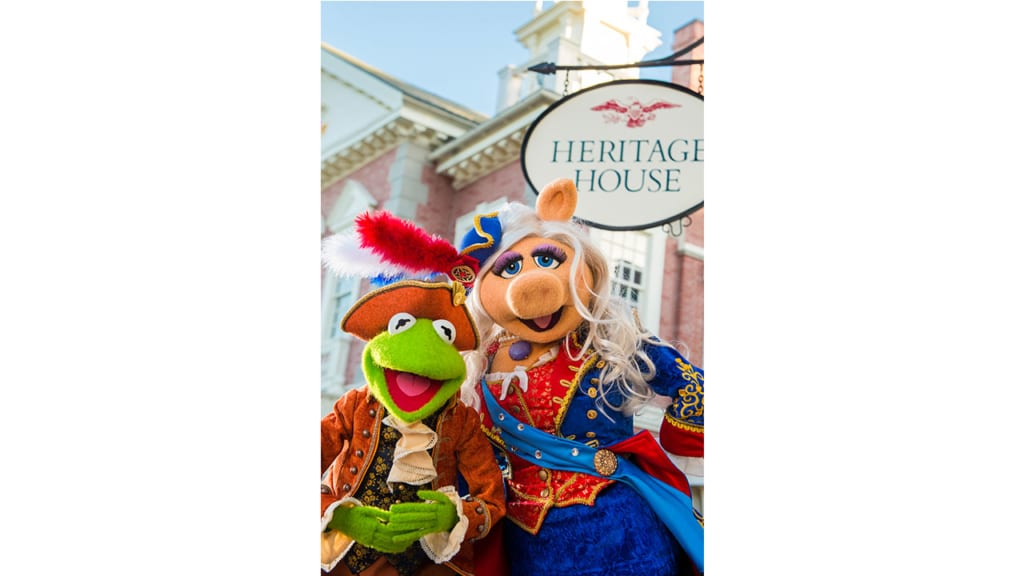 Muppets Coming to the Magic Kingdom Confirmed!