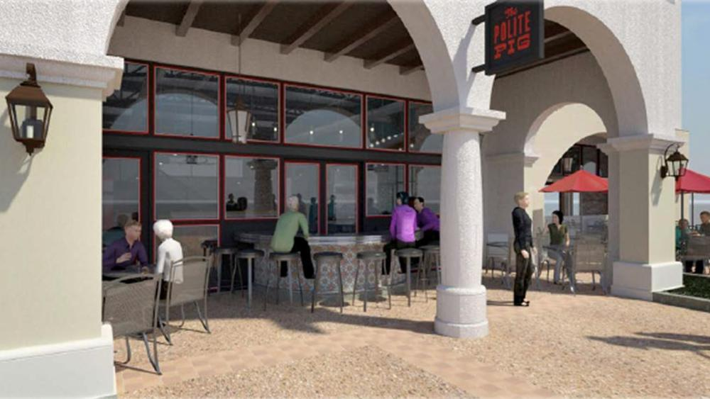 The Polite Pig Coming to Disney Springs