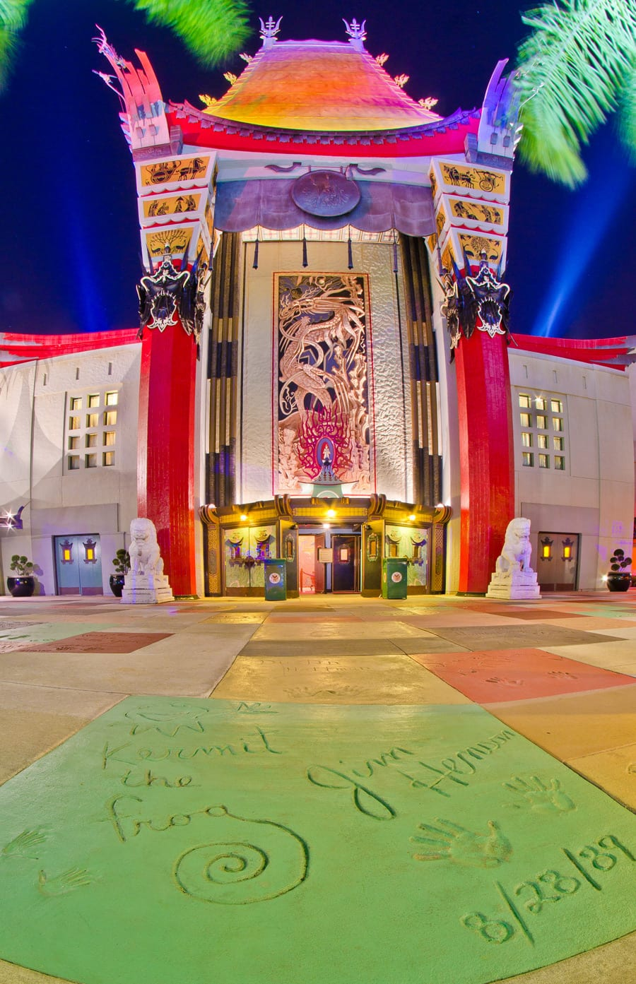 The Great Movie Ride Closing