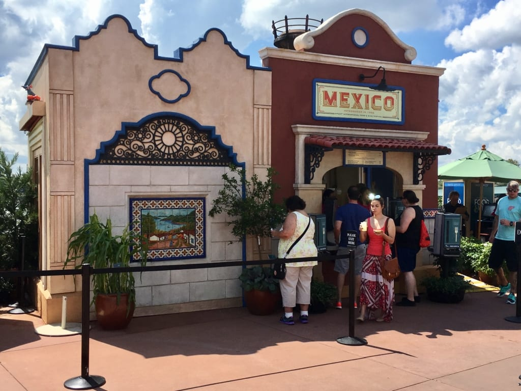 Mexico Review: 2016 Epcot Food and Wine Festival