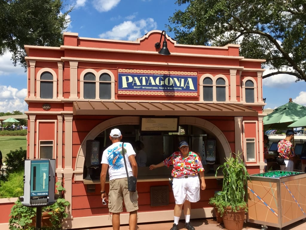 Patagonia Review: 2016 Epcot Food and Wine Festival