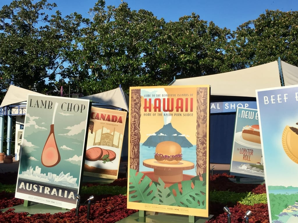 Top 10 Food and Wine Booths 2016