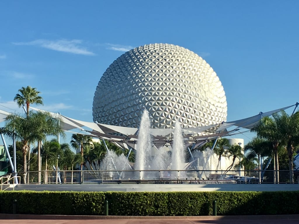 Epcot Construction Permits Approved
