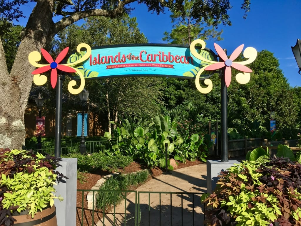 Islands of the Caribbean Review: 2016 Epcot Food and Wine Festival