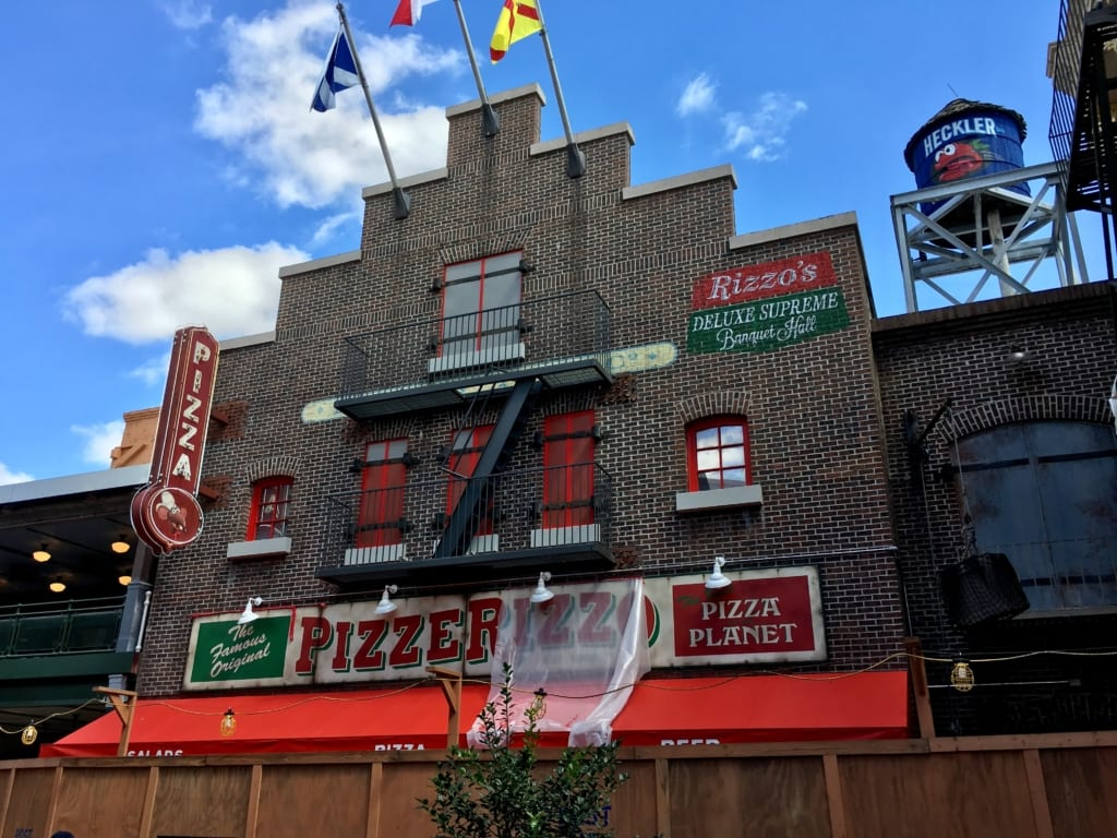PizzeRizzo, hollywood studios