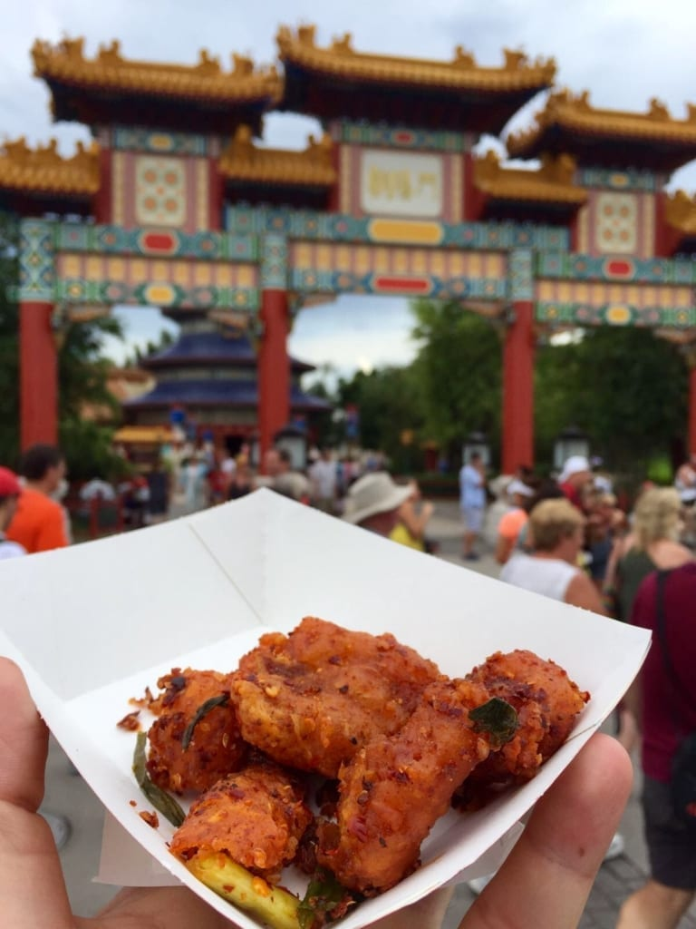 China Review: 2016 Epcot Food and Wine Festival, Top 10 Food and Wine Booths 2016