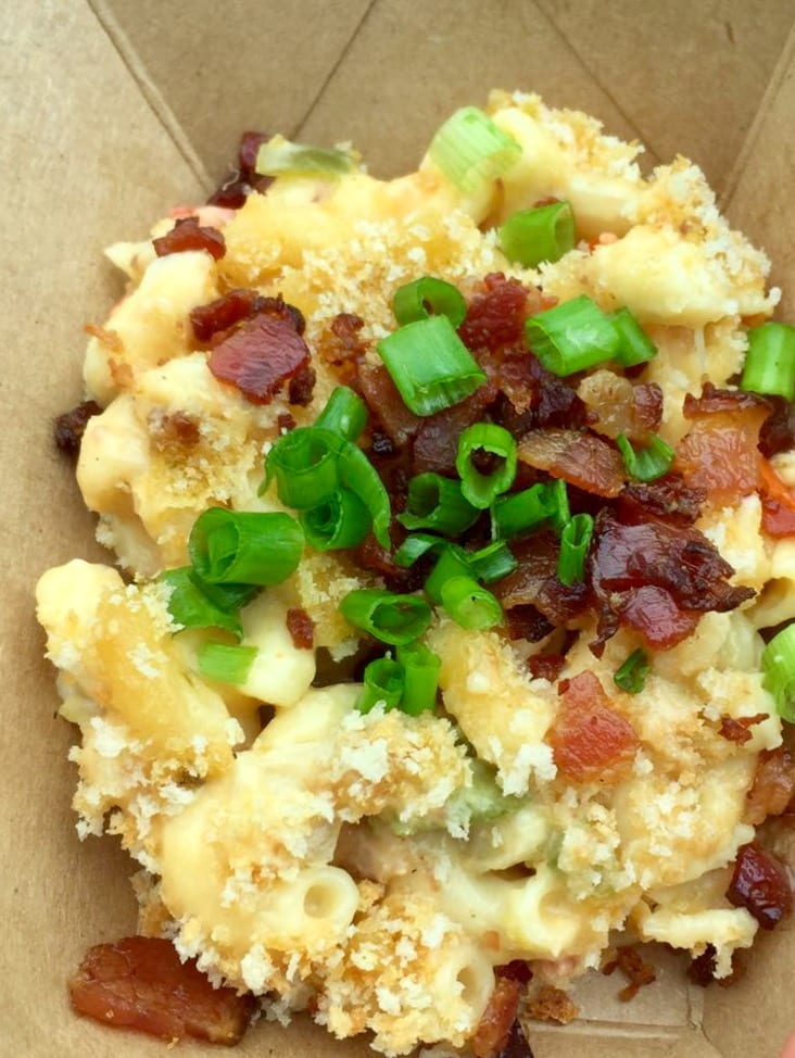 Food and Wine 2016, Farm Fresh, Mac and cheese