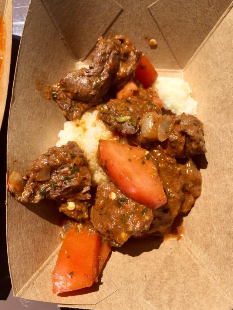 Berbere-style Beef Tenderloin Tips
