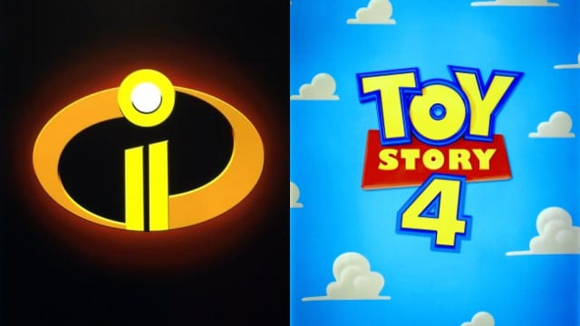 Toy Story 4 and Incredibles 2 Release Dates