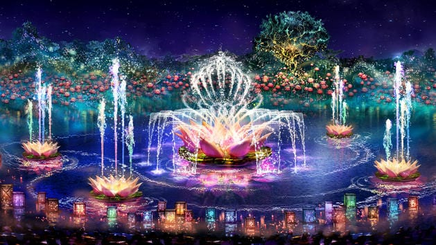 Opening Date Rumor for Rivers of Light