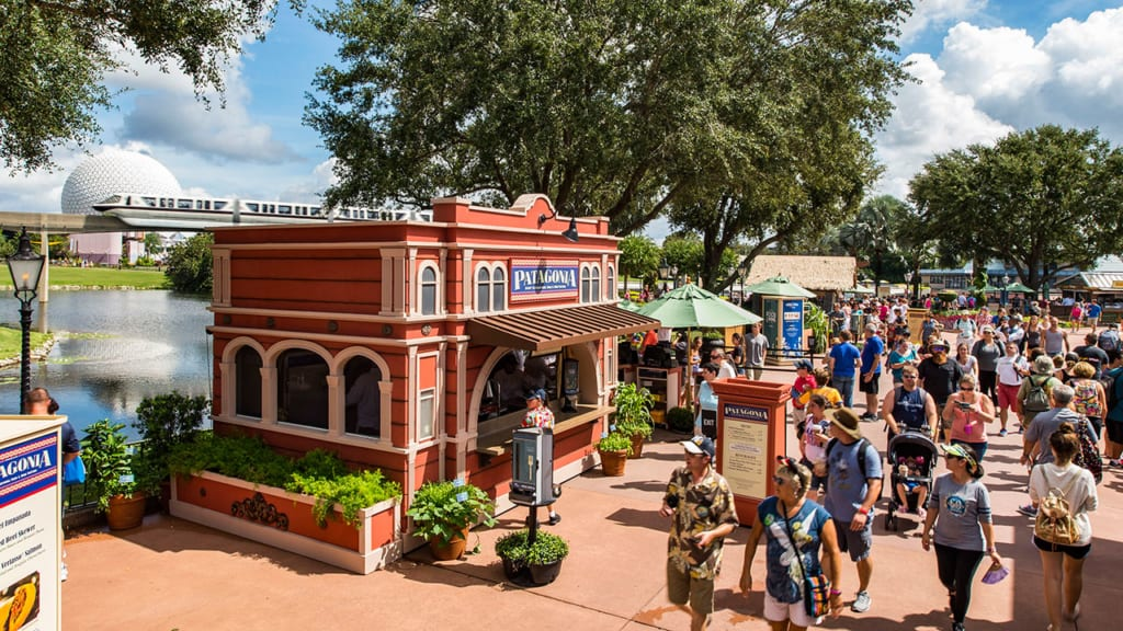 2017 Epcot Food and Wine Festival Dates