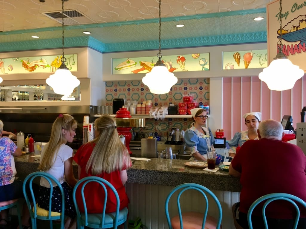 Beaches and Cream counter2