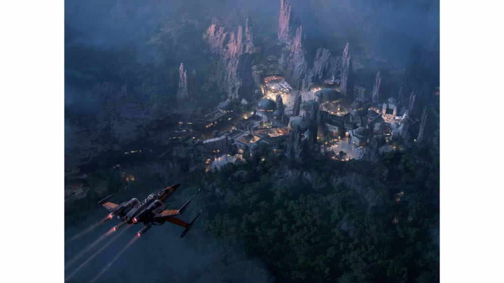 Galaxy's Edge concept art