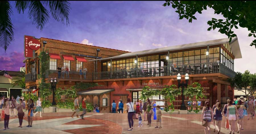 Wine Bar George Coming to Disney Springs