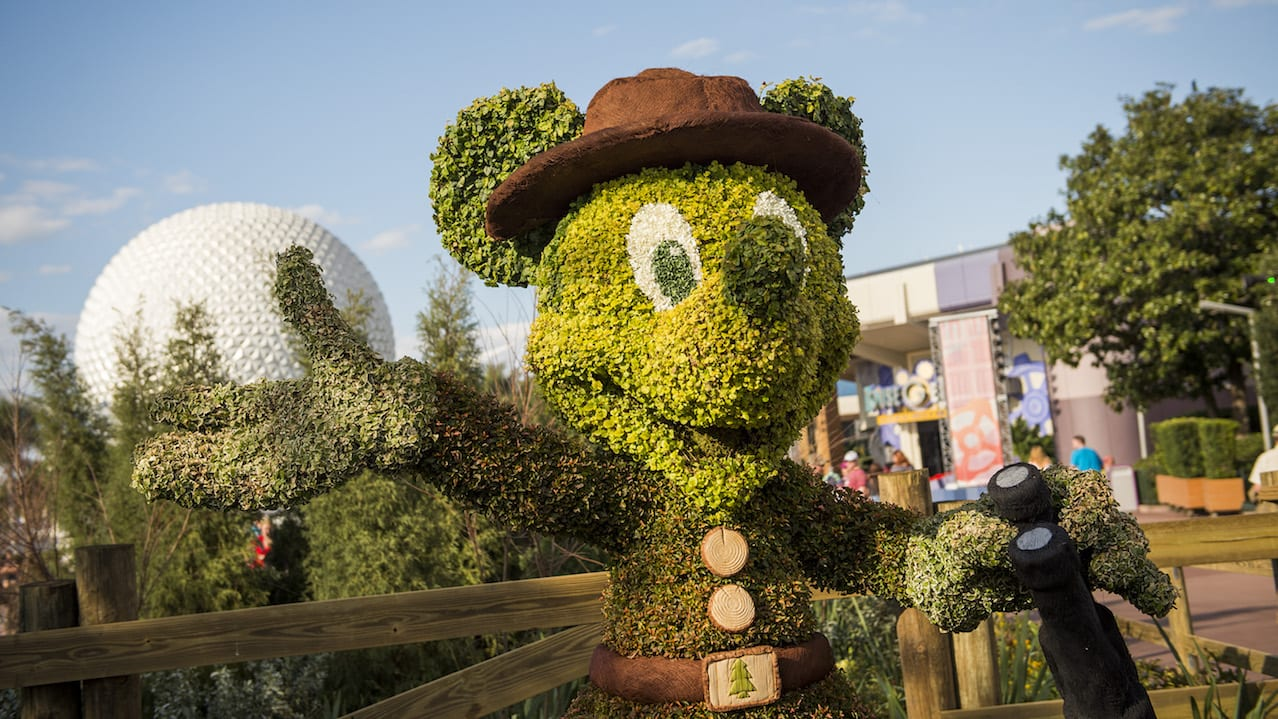 2017 epcot flower and garden festival plans and info - Epcot flower and garden festival 2017 ...