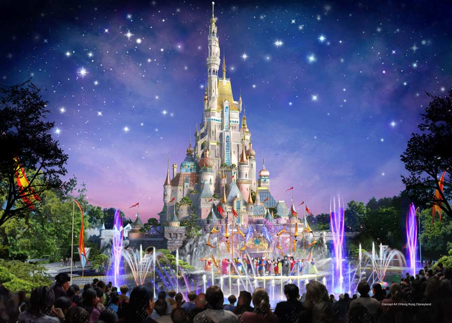 Disney Increasing Share in Hong Kong Disneyland