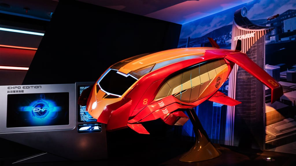 Iron Man Experience Opening in Hong Kong Disneyland