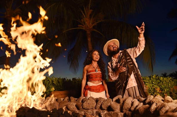 Moana Coming to Disney's Aulani Resort & Spa