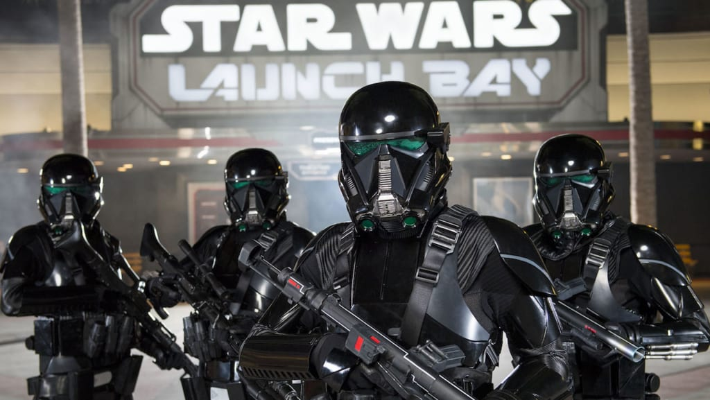 New Star Wars Experiences