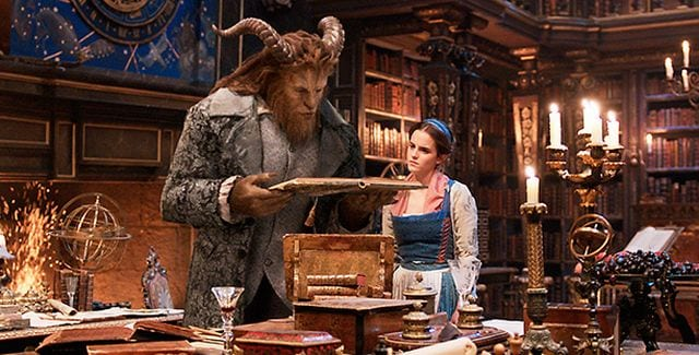 New Beauty and the Beast TV Spot