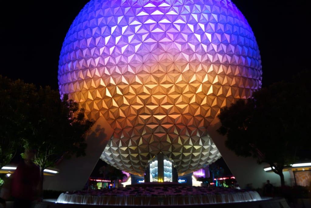 Biggest Disney Stories of 2016, Spaceship Earth Death Star