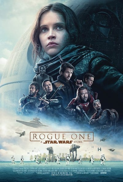 Rogue One First Weekend Box Office