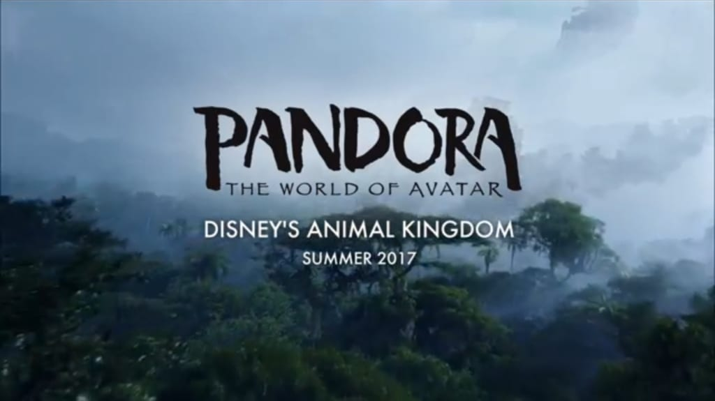 New Behind the Scenes Video of Pandora: The World of Avatar