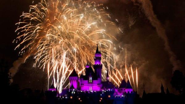 Remember Dreams Come True Fireworks
