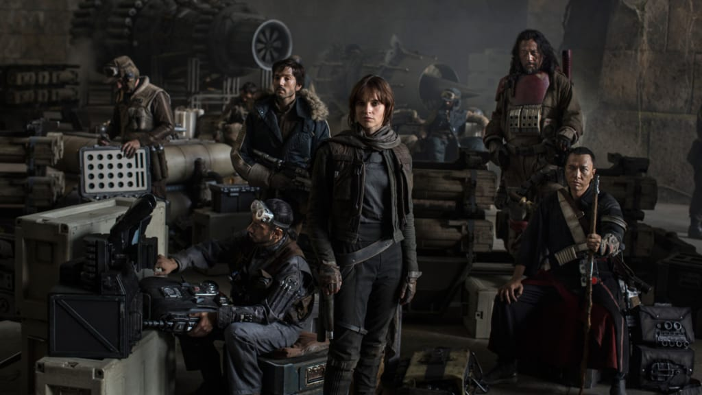 Problems with Rogue One