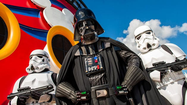 2018 Star Wars Day at Sea Dates