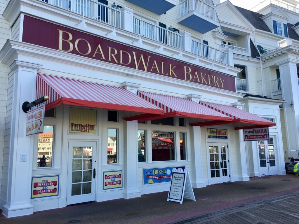 Boardwalk Bakery Full Review