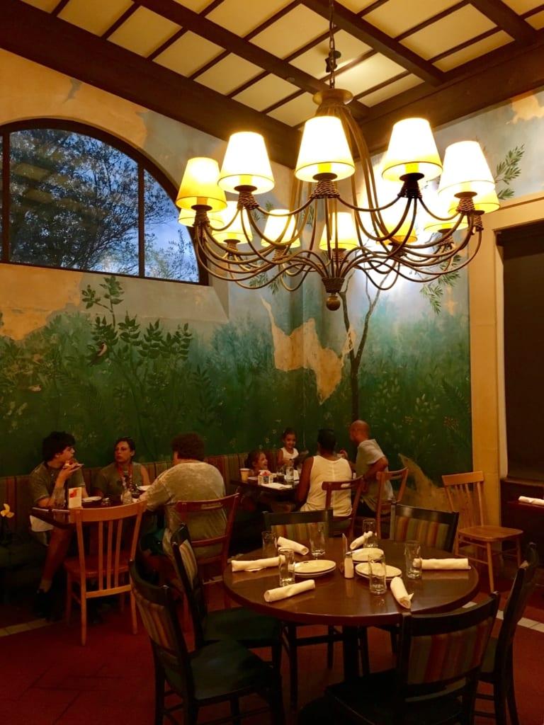 Ziggy Knows Disney: Via Napoli Full Review Dinner