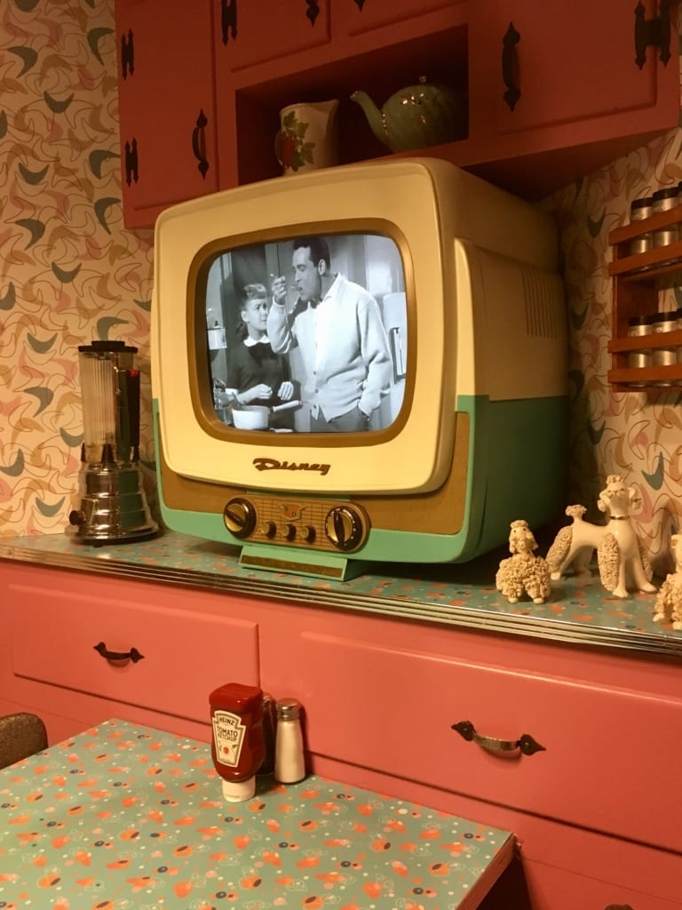 50s Prime Time Cafe Review tv