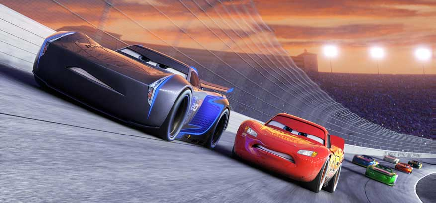 Cars 3 Full Trailer