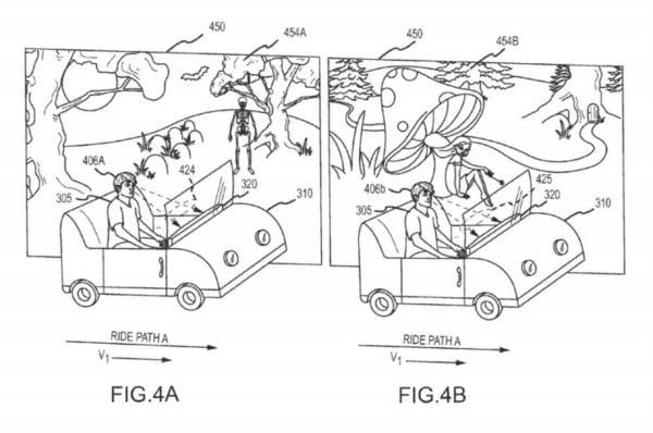 Disney Patent Uses Emotions to Personalize Attractions