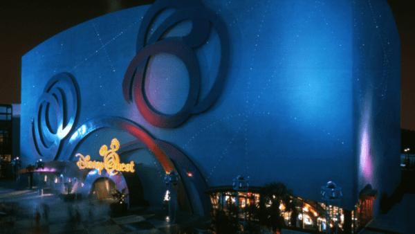 Disney Quest Closing