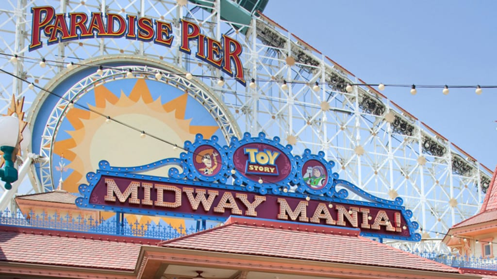 FastPass for Toy Story Midway Mania
