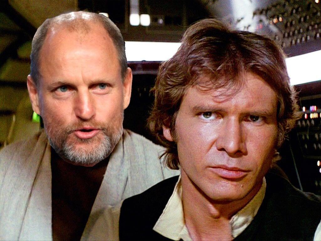 Woody Harrelson joins Han Solo movie