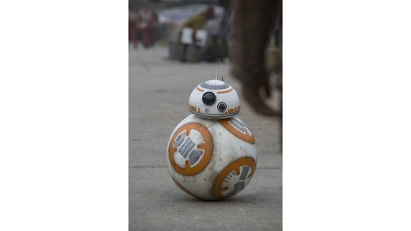 BB-8 Coming to Star Wars Launch Bay